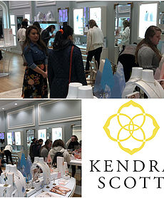 kendra scott spring launch